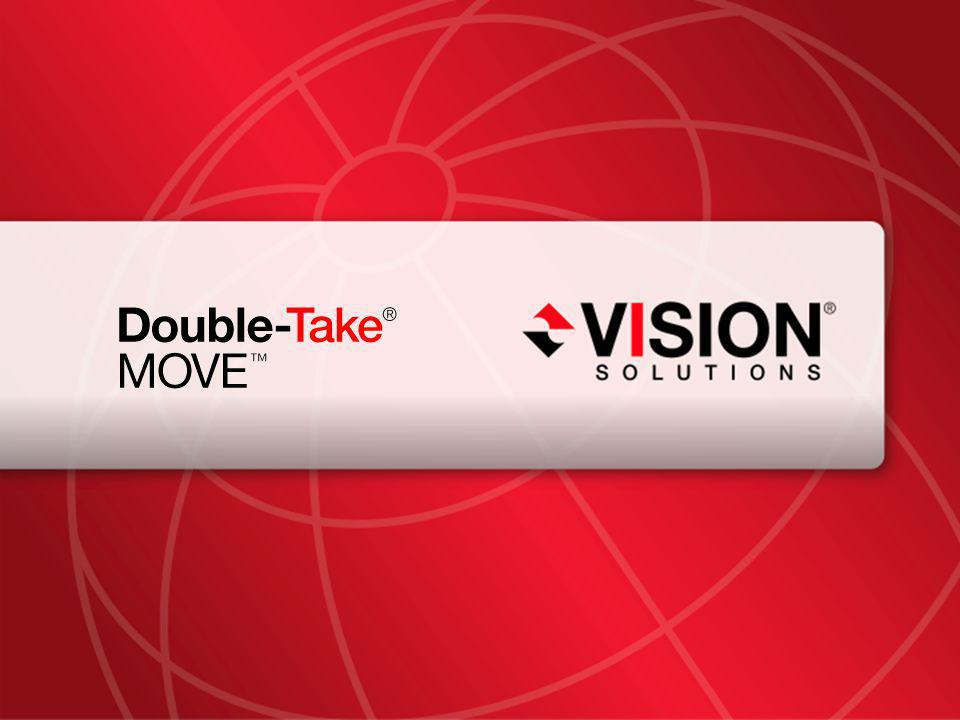 Leaders Have Vision™ visionsolutions.com 17 Double-Take Backup and Recovery Replication Restores complete system state on different hardware Centralized backup Continuous data protection (CDP) Recovery auto-provisioned recoveries