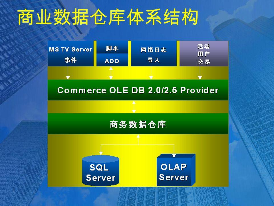 商业数据仓库体系结构