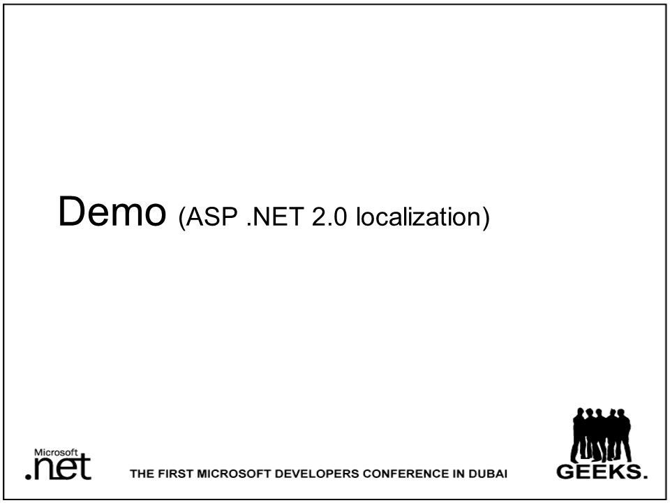 Demo (ASP.NET 2.0 localization)