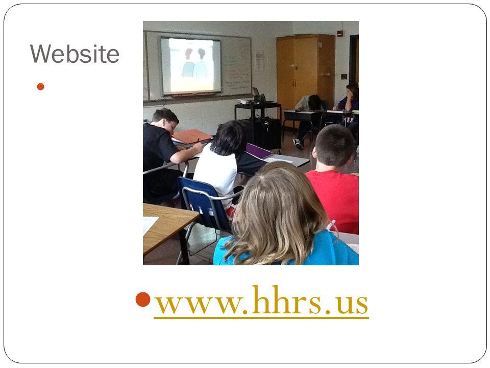 Website www.hhrs.us