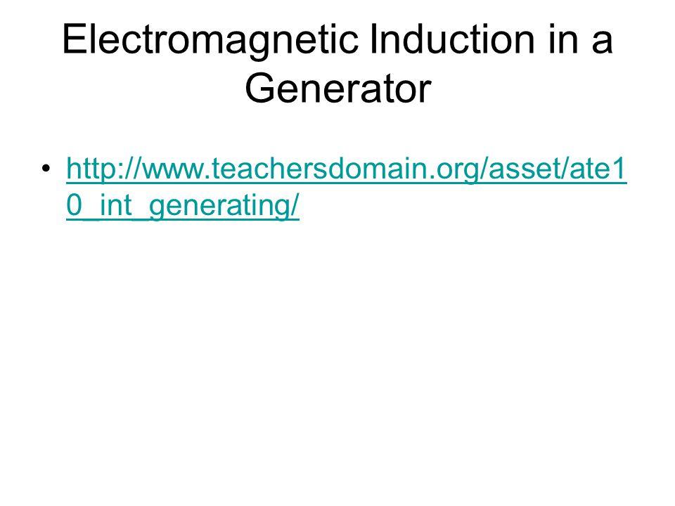 http://www.walter- fendt.de/ph14e/generator_e.htm Generator