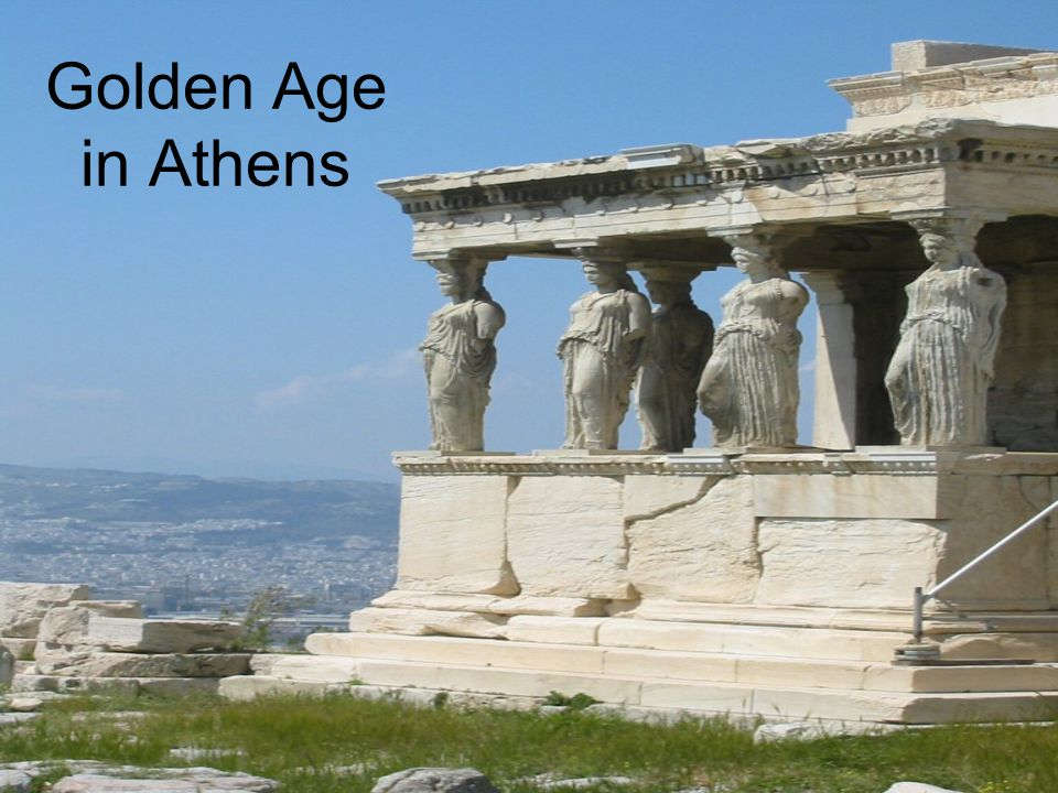 Golden Age in Athens