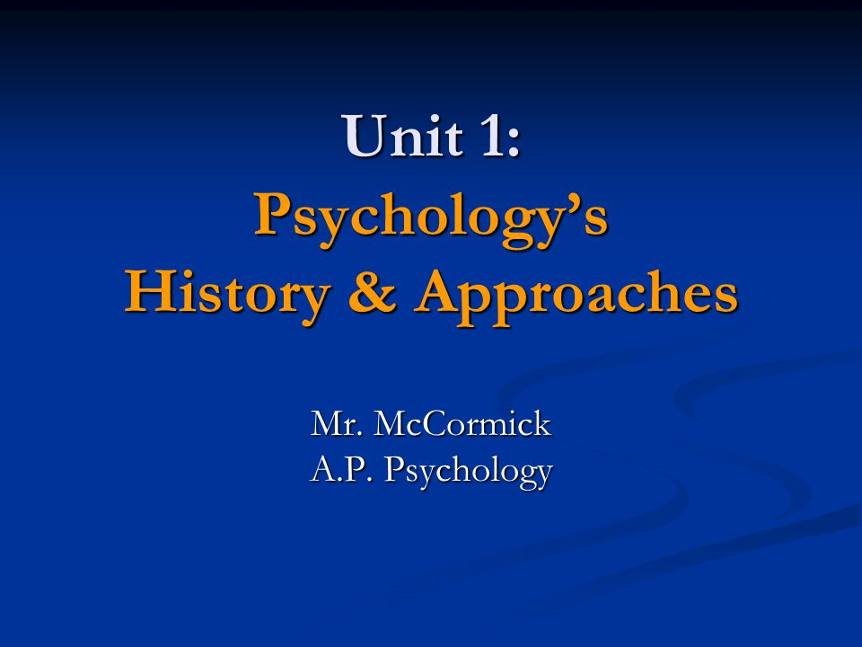 Historical Approaches of Psychology Historical Approaches of Psychology: Historical Approaches of Psychology: Inheritable Traits: Inheritable Traits: Influence of heredity on human thought and behavior Influence of heredity on human thought and behavior Sir Francis Galton (1822-1911) Sir Francis Galton (1822-1911) Gestalt Psychology: Gestalt Psychology: Human sensation and perception Human sensation and perception Gestalt: whole pattern (e.g.