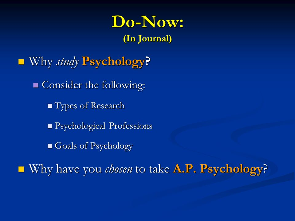 Review What is Psychology.Why should Psychology rely on Empiricism.