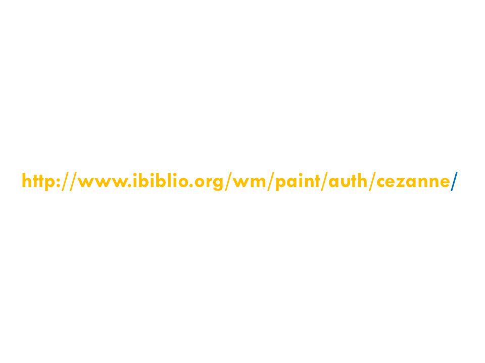 http://www.ibiblio.org/wm/paint/auth/cezanne/