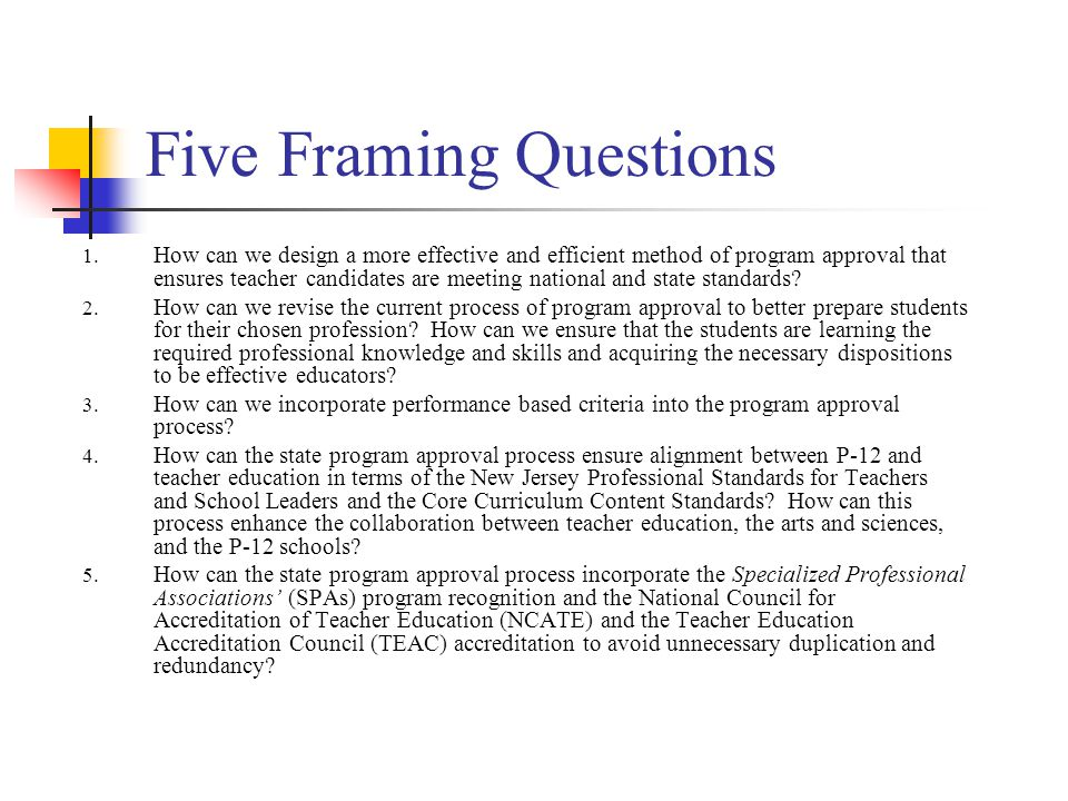 Recommendation 5 Extend the provisional licensure period for all novice teachers to a minimum of two years and provide additional resources during this provisional period to align and support existing district induction and mentoring programs using standards and performance- based assessments in support of beginning educators.