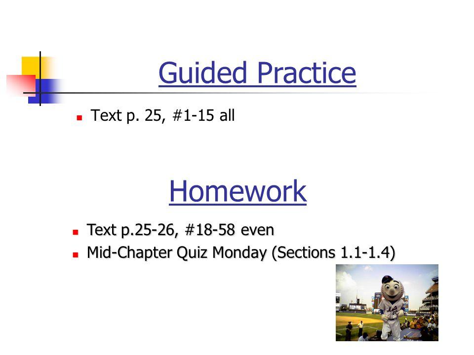 Homework Text p.