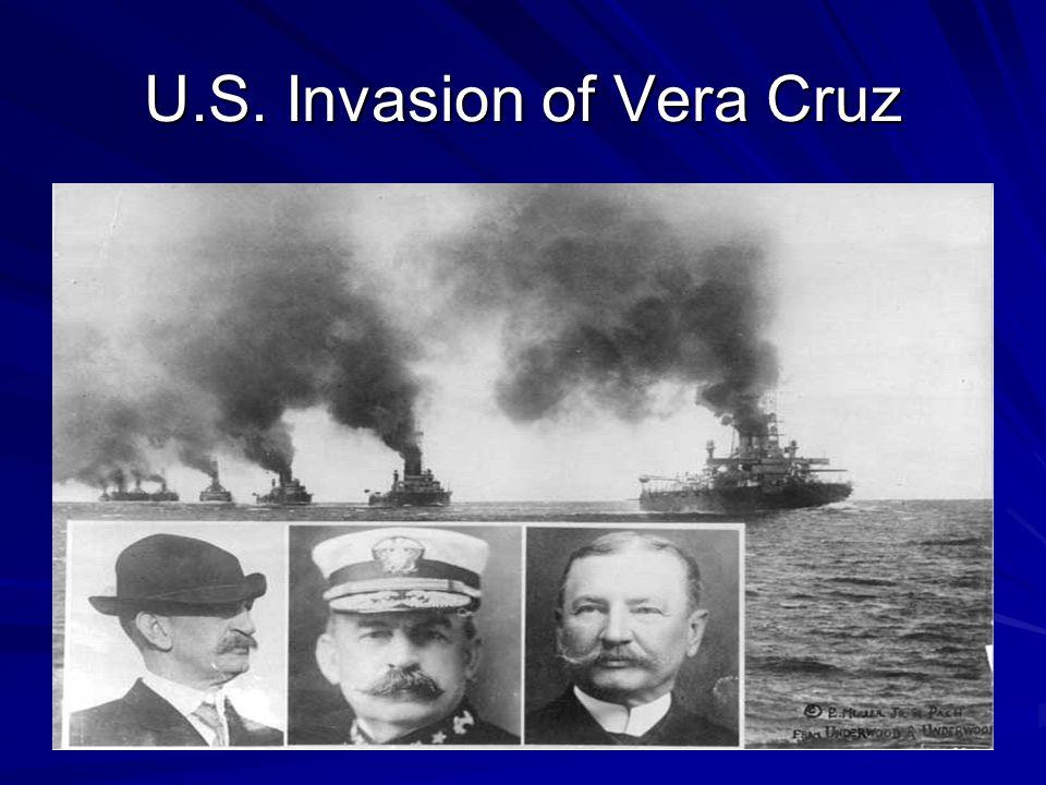 U.S. Invasion of Vera Cruz