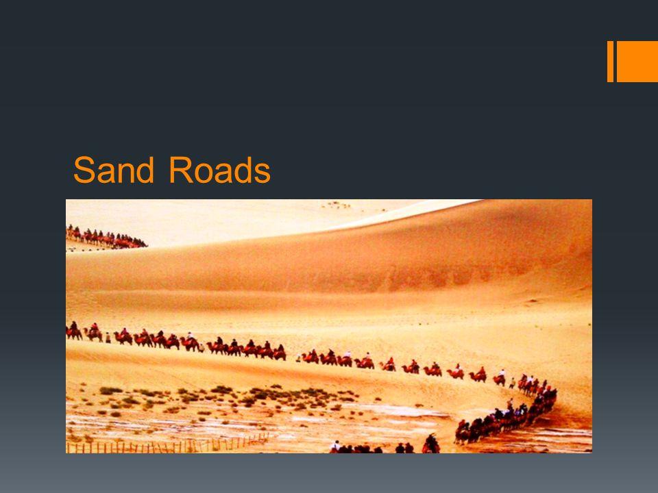 Sand Roads