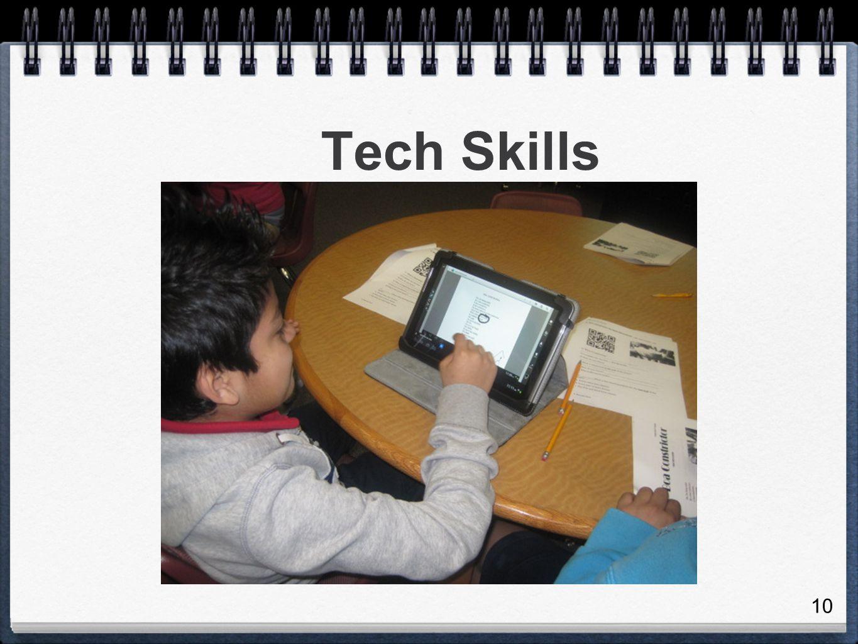 10 Tech Skills