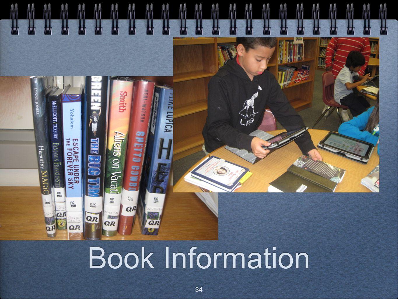 34 Book Information