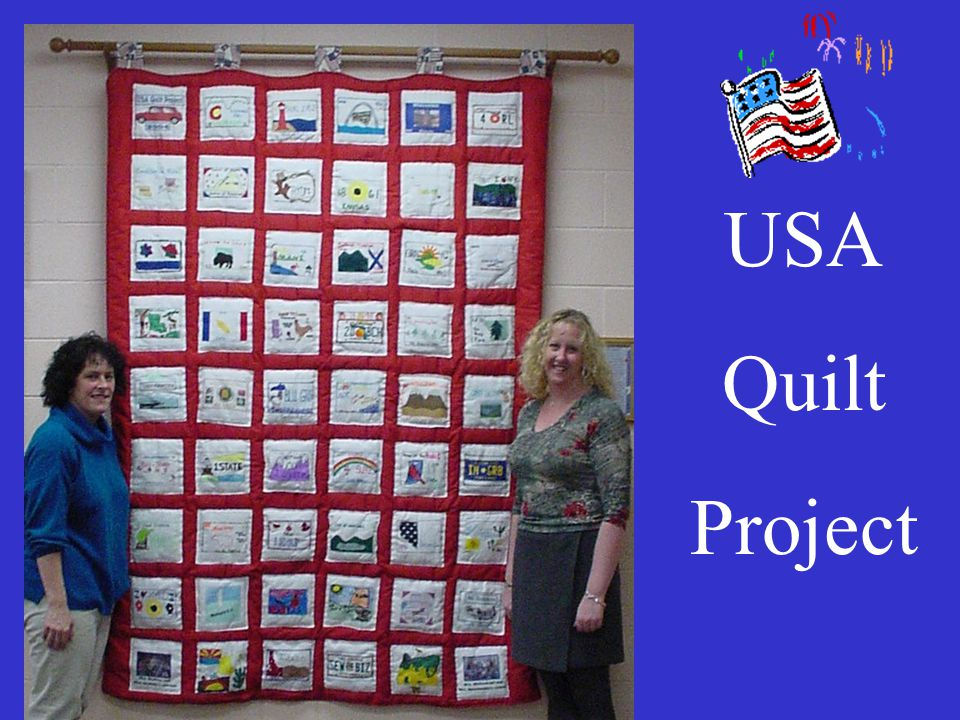 USA Quilt Project