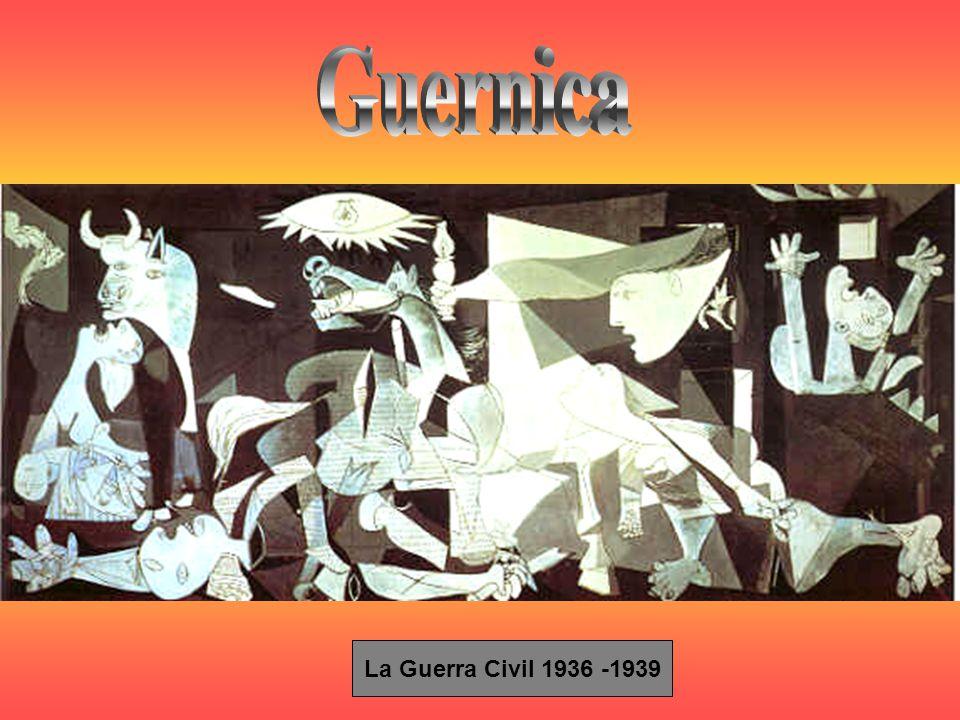 La Guerra Civil 1936 -1939