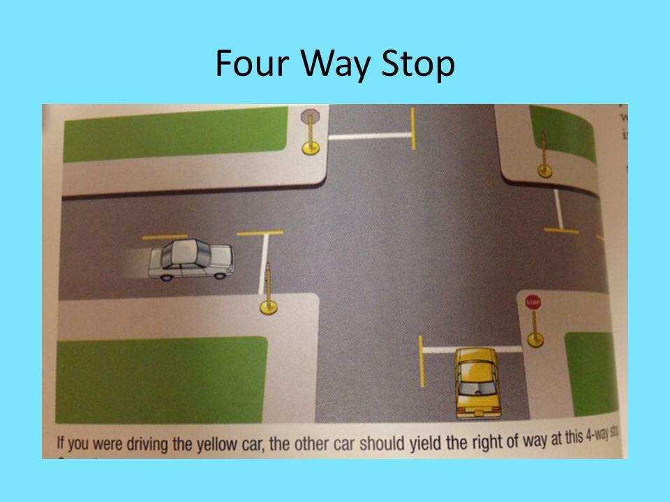 Four Way Stop