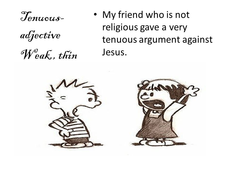My friend who is not religious gave a very tenuous argument against Jesus.