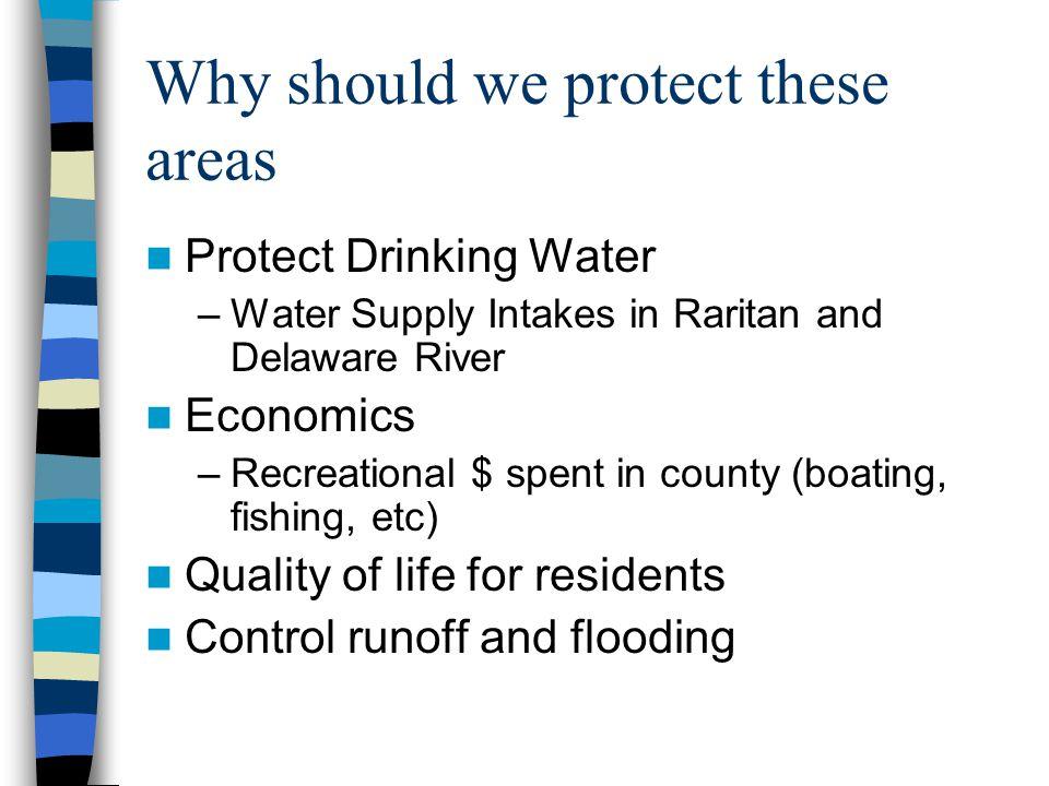 Ways to Protect Stream Corridors Regulatory Voluntary