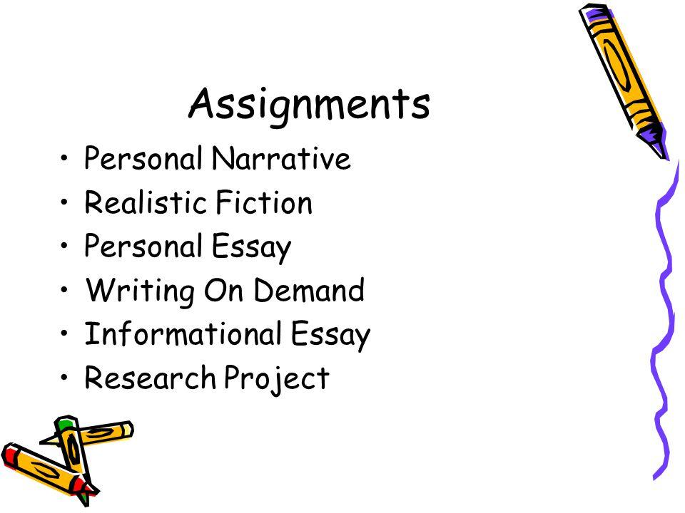 Grading Breakdown Class work - 40% Final drafts – 50% Homework – 10%