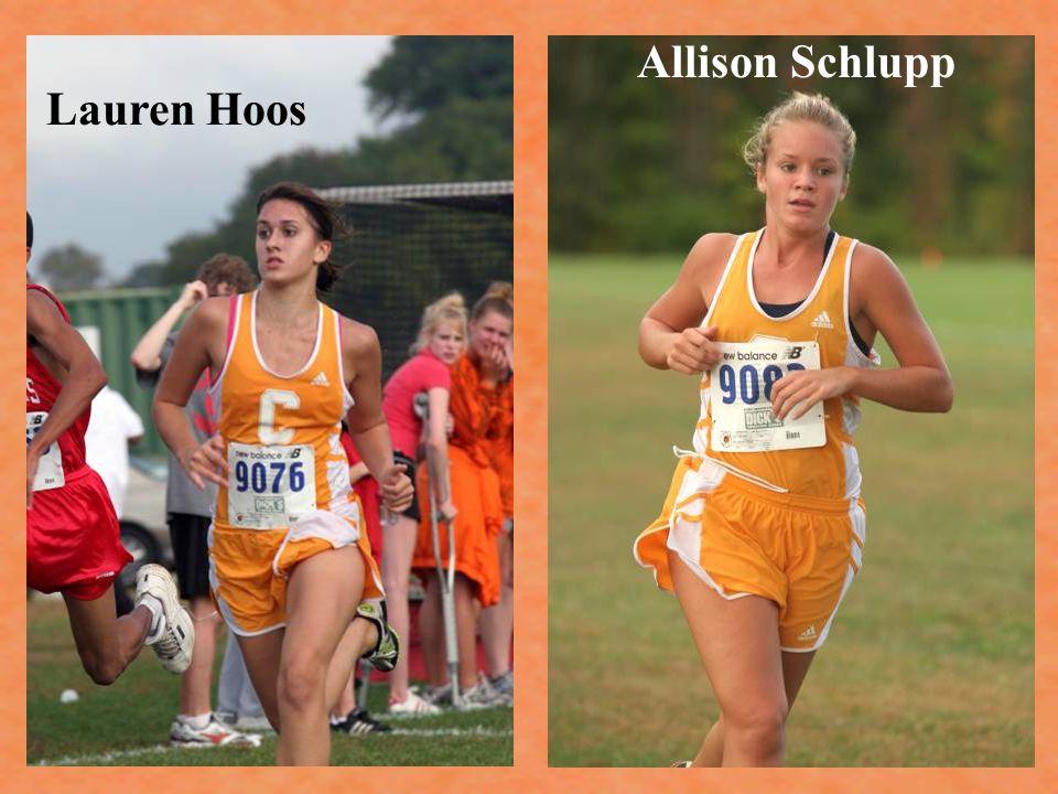 Lauren Hoos Allison Schlupp