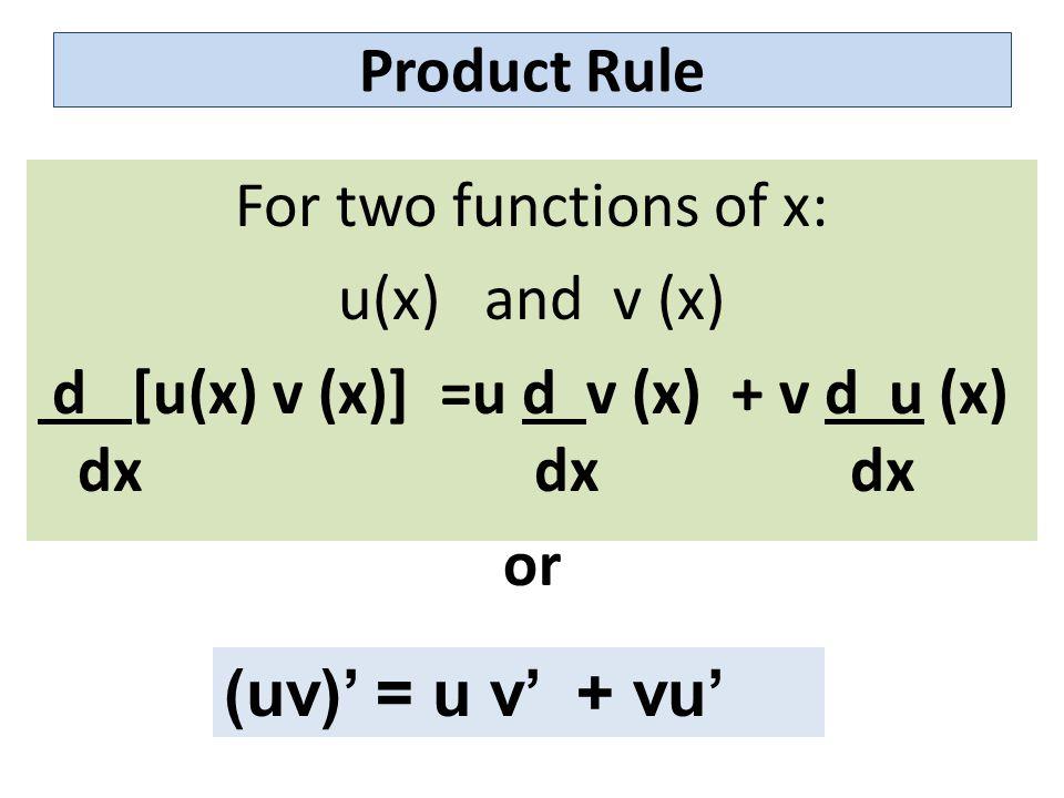 If F(x)= ∫ f(x) dx then d F(x) = f(x) dx