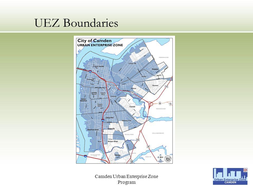 UEZ Boundaries