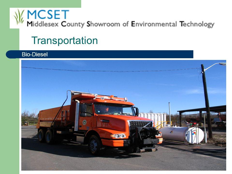 Transportation Bio-Diesel