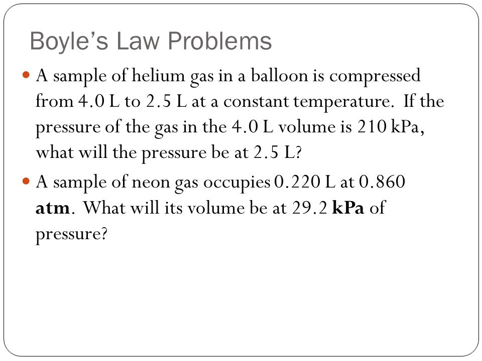 The Combined Gas Law Relationships between the variables do not change.