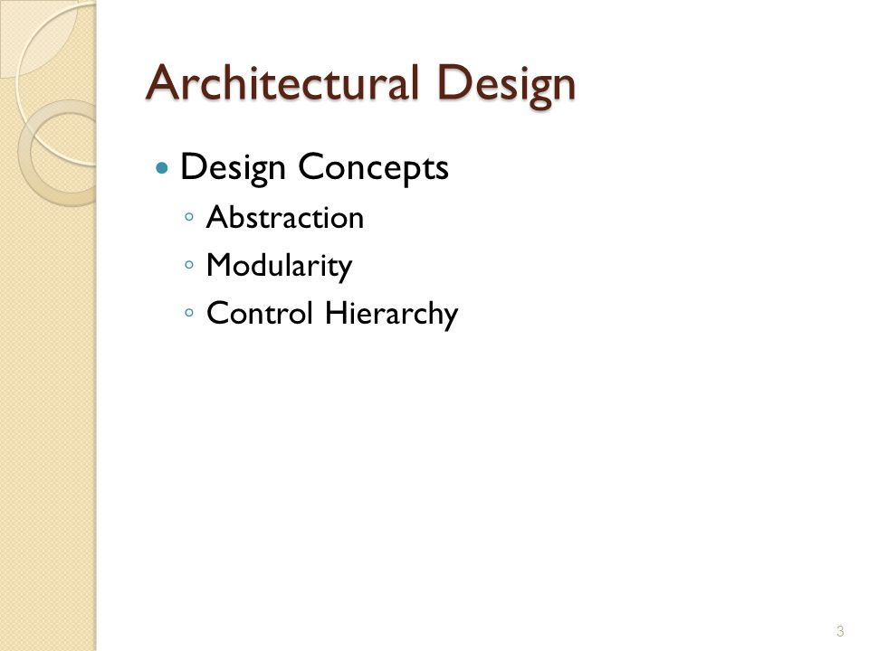 User Interface Design 14 A good UI is not easy to create, since the UI development effort is inversely proportional to the ease of use finally obtained in the software
