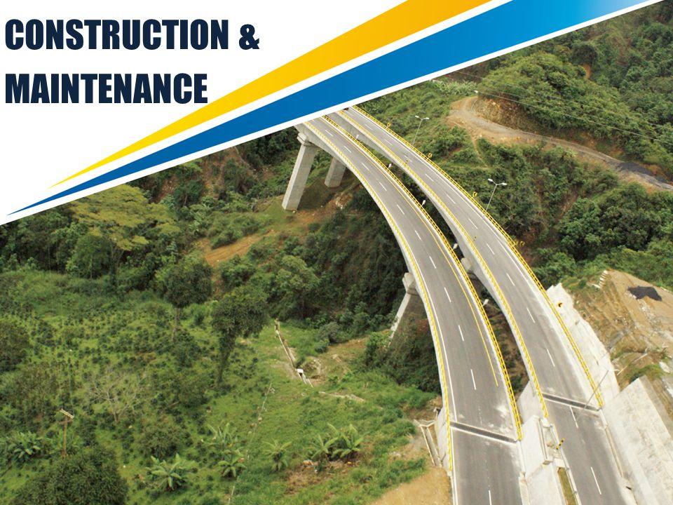 CONSTRUCTION & MAINTENANCE