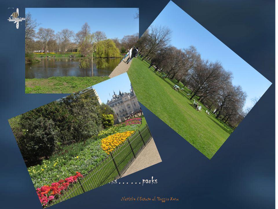 pa Parks……parks……parks Not(t)e d'Estate al Boggio Lera