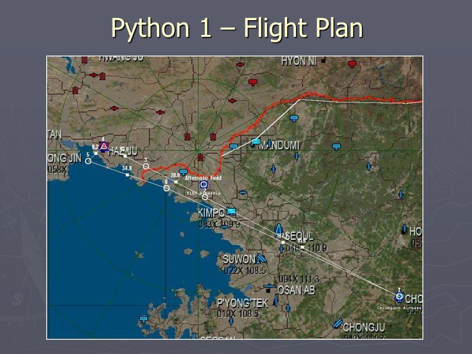 Python 1 - Briefing