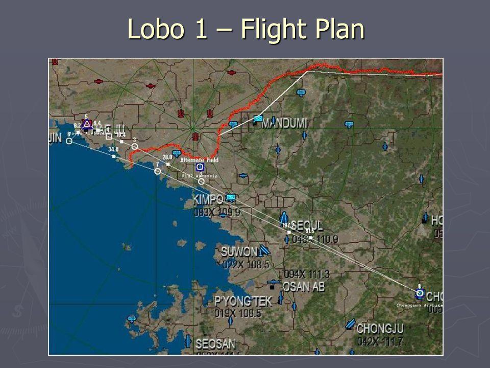 Lobo 1 - Briefing