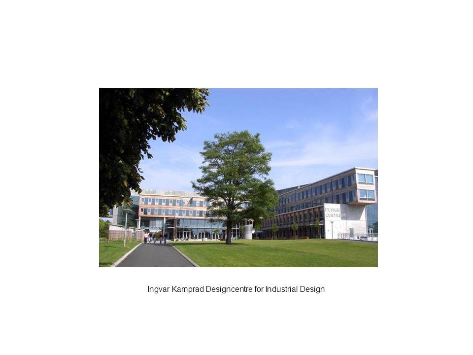 Ingvar Kamprad Designcentre for Industrial Design