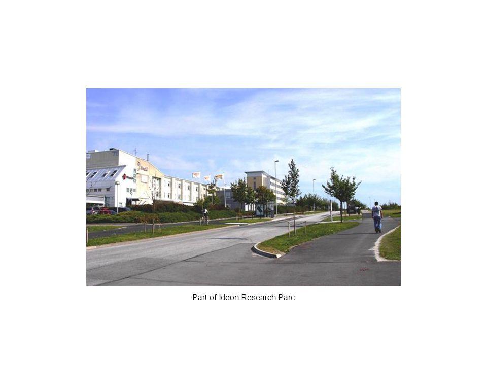 Part of Ideon Research Parc