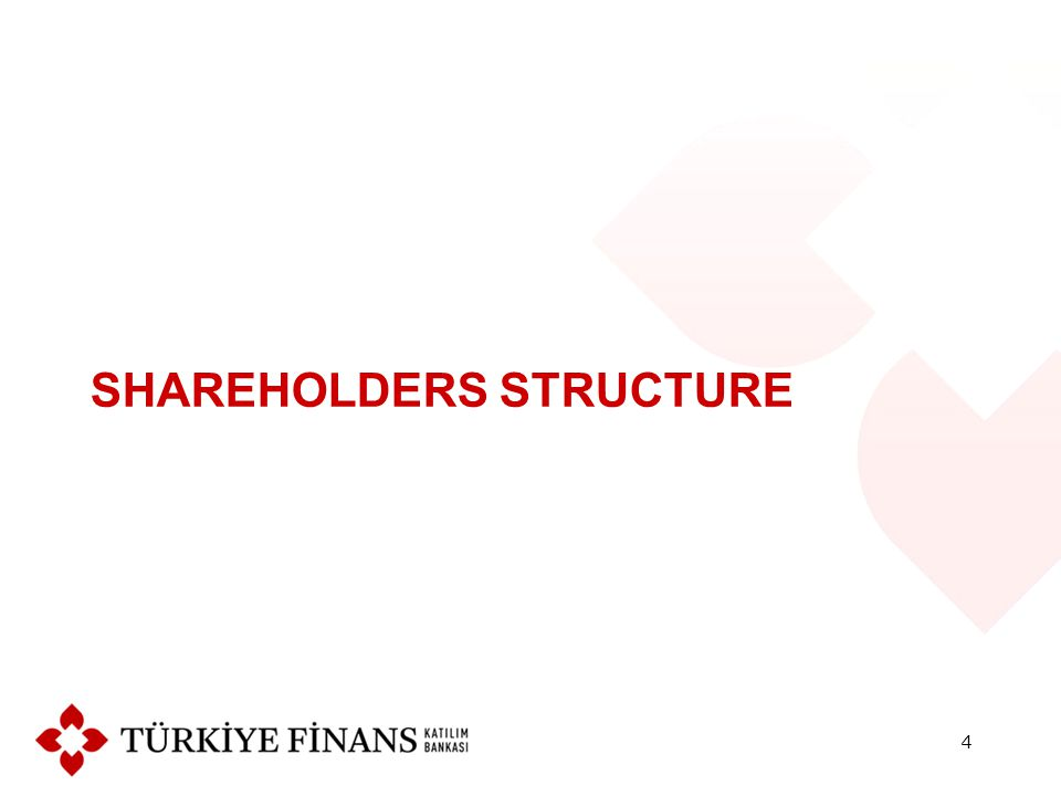 SHAREHOLDERS STRUCTURE 4