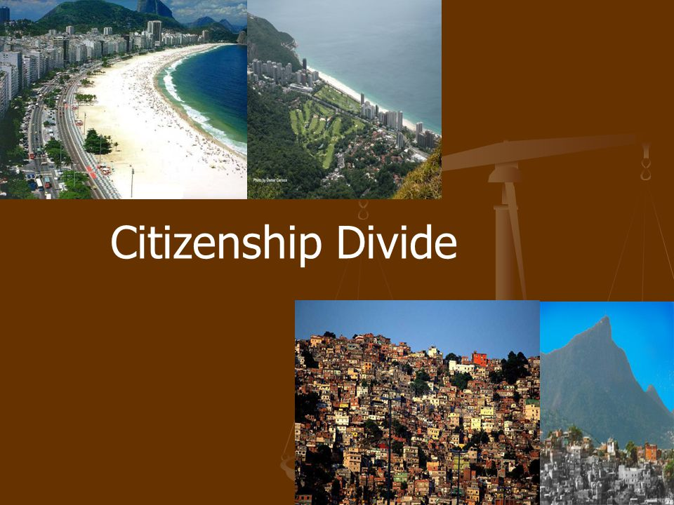 Citizenship Divide
