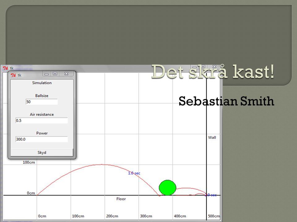 Sebastian Smith
