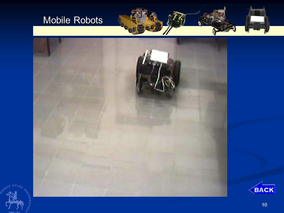 10 Mobile Robots