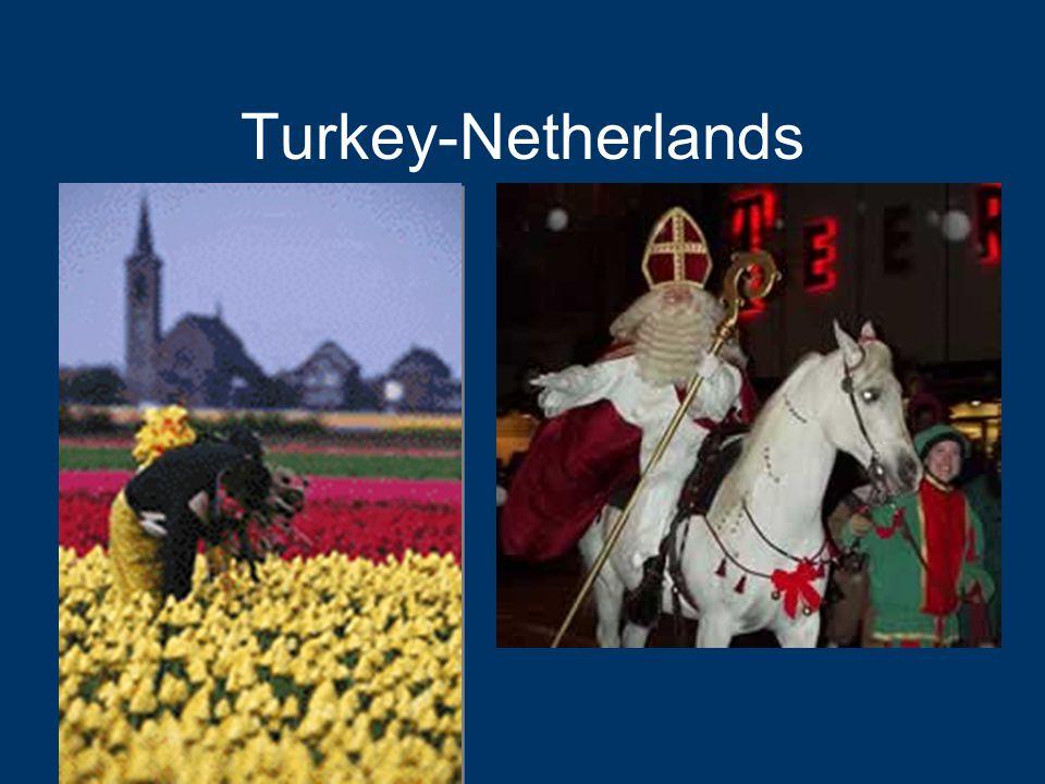 Turkey-Netherlands