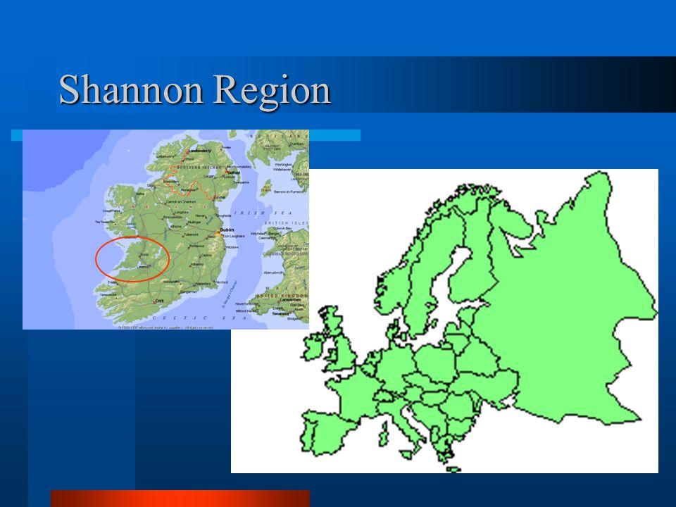 Shannon Region