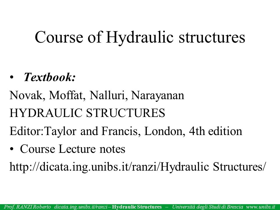 1.Dam engineering Design flood hydrograph estimation for hydraulic structures.
