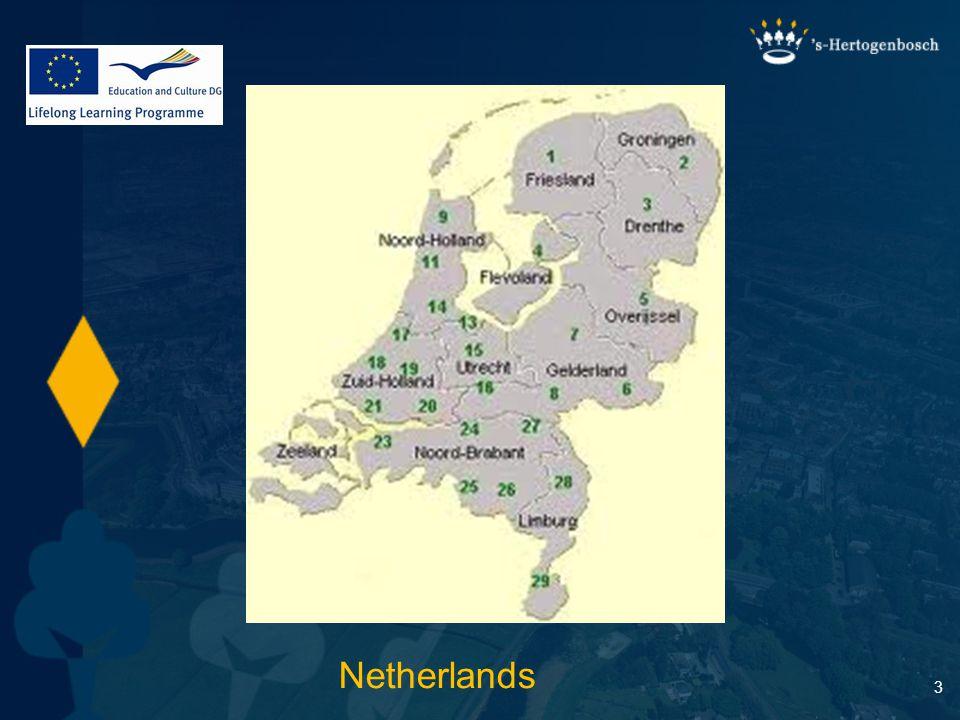 3 Netherlands