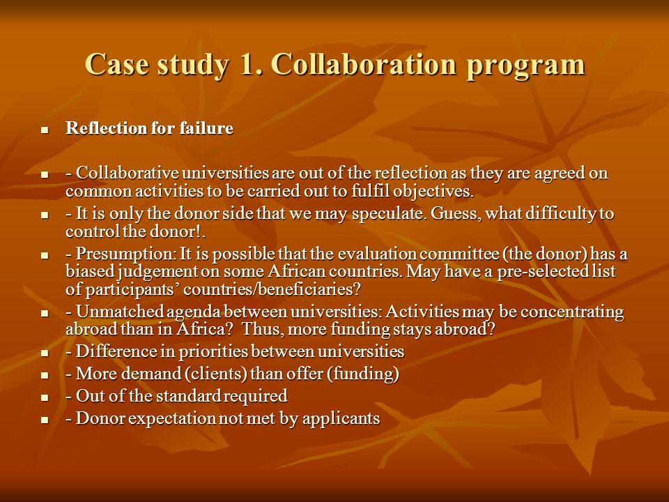 Case study 2.