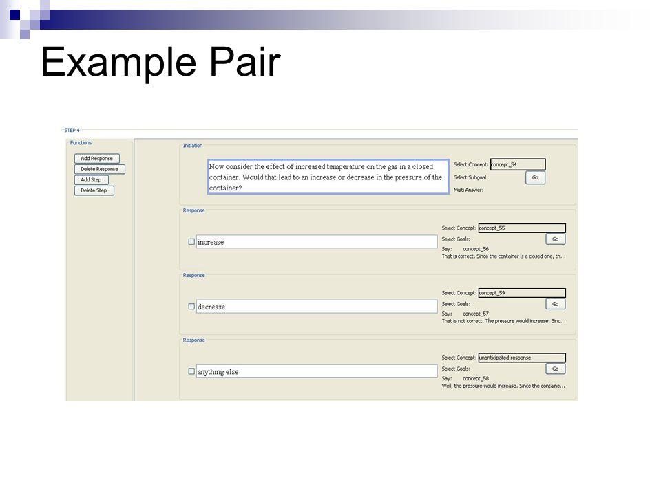 Example Pair