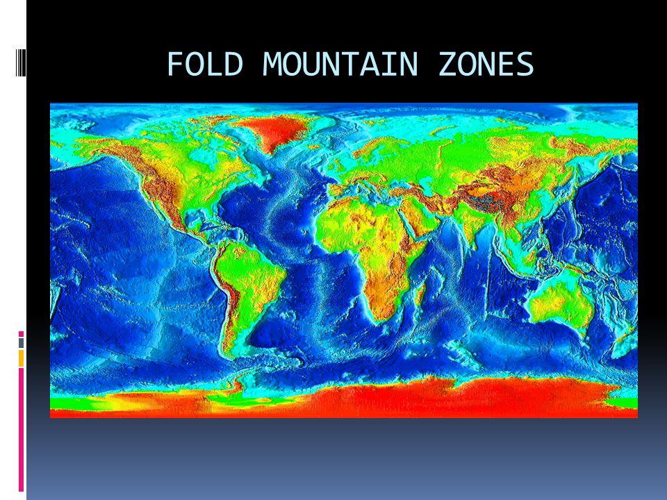 FOLD MOUNTAIN ZONES