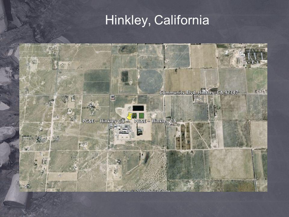 Hinkley, California