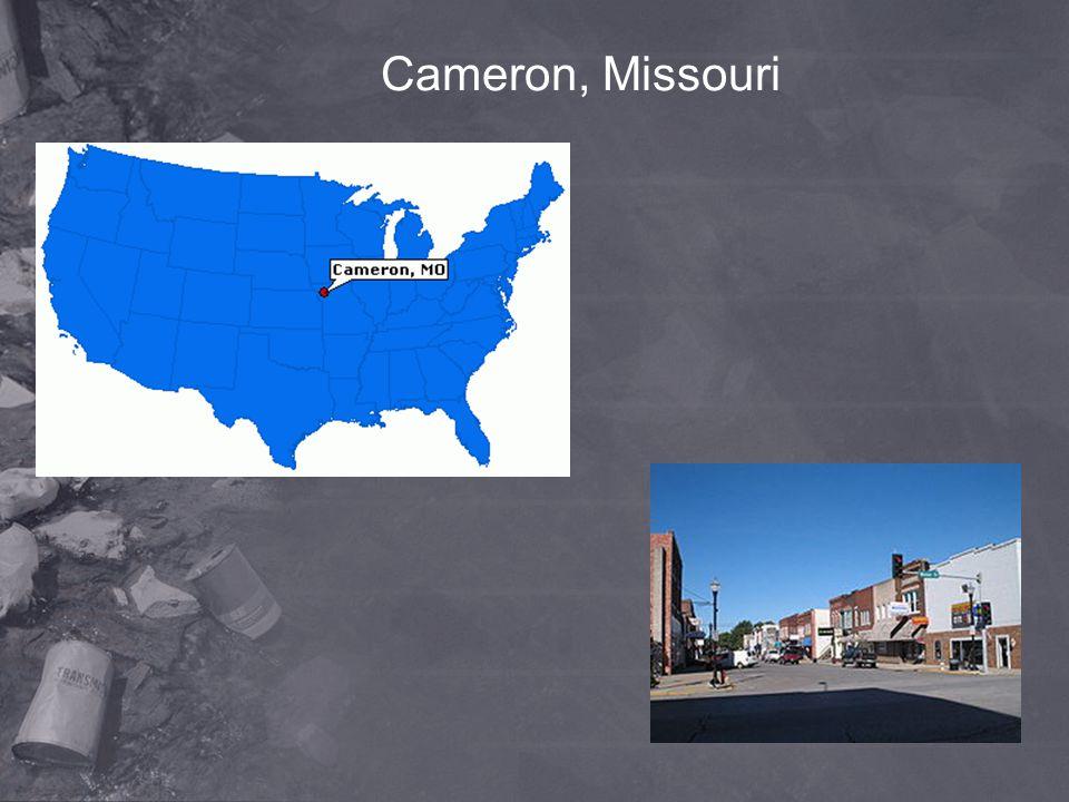Cameron, Missouri