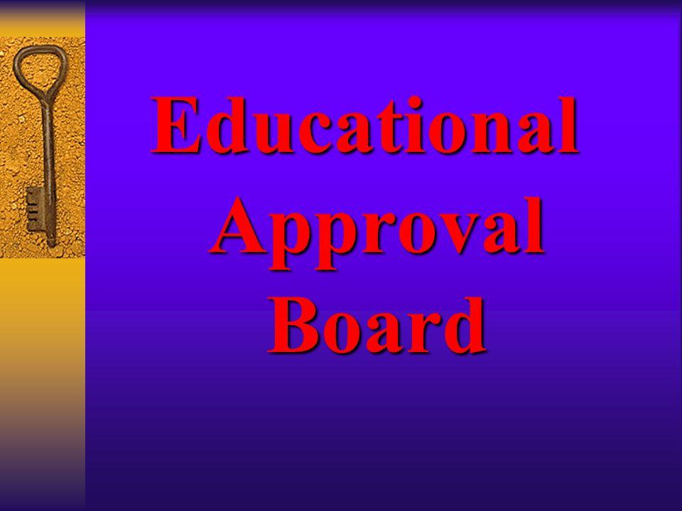 Educational Approval Board