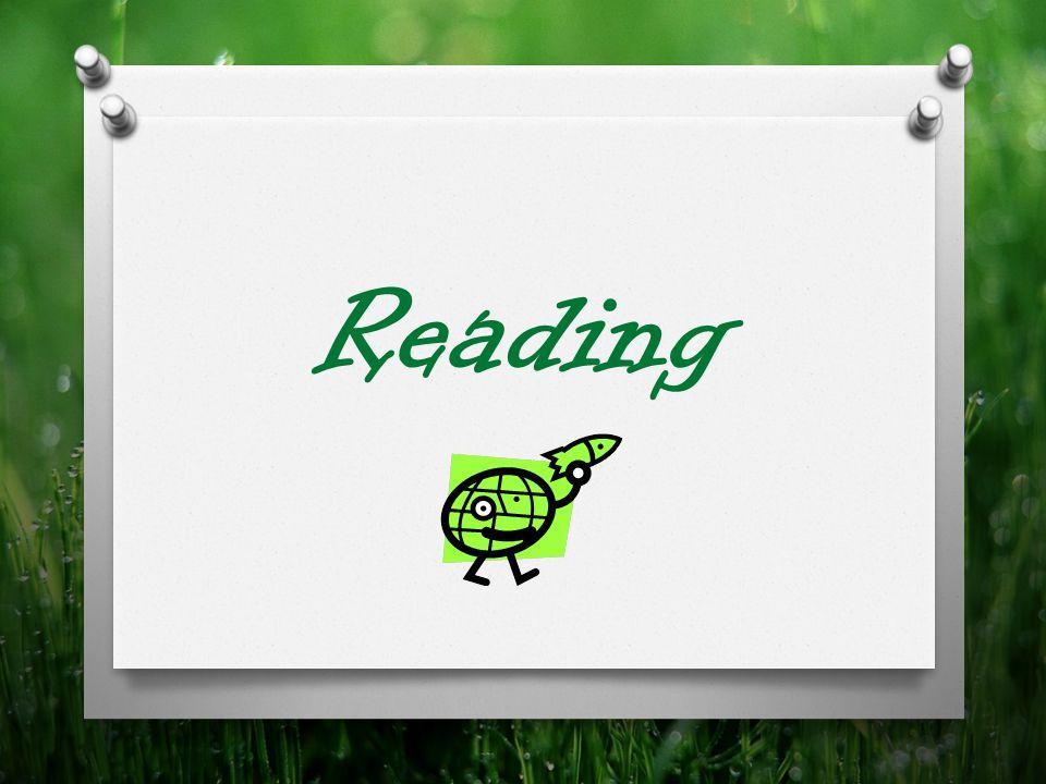 Matching Reading True/False