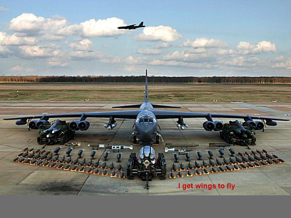 The Mighty B-52 Stratofortress MUSIC : I am Alive (slides will auto advance)