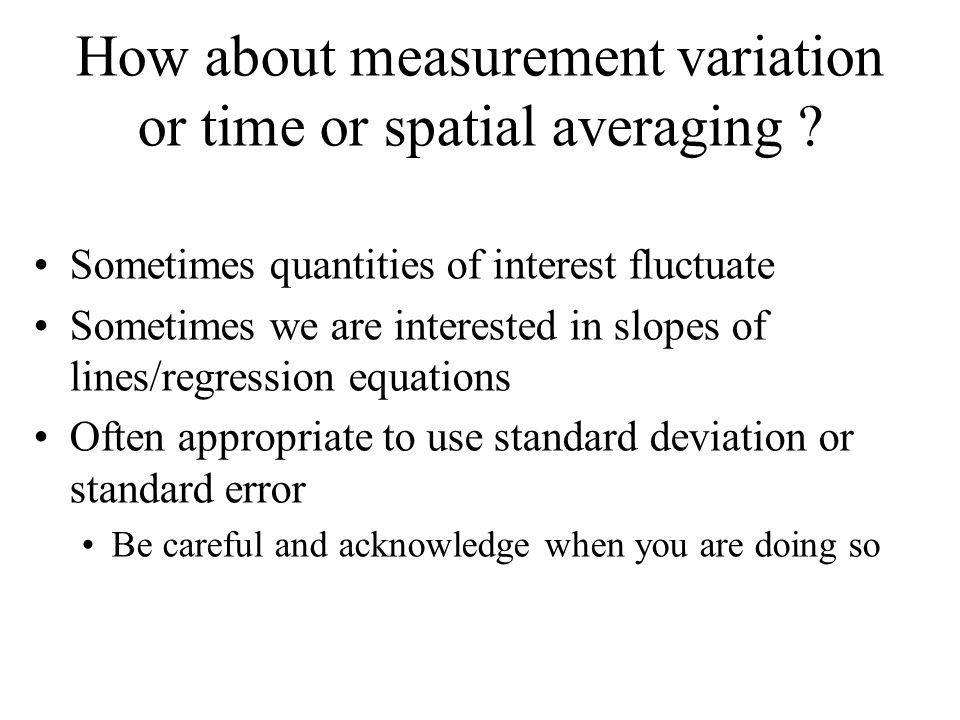 Example of uncertainty reporting 4